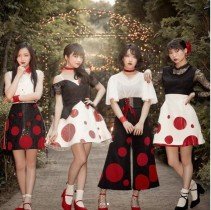 【エンタがビタミン♪】東京女子流 ニューシングル『kissはあげない』でRT企画「500RTで音源解禁」