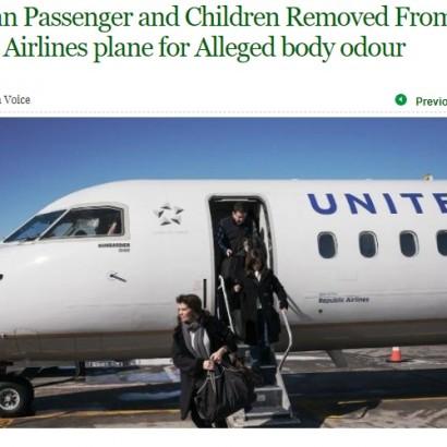 【海外発!Breaking News】「アナタは臭い」ビジネスクラス購入も降機を命じられたナイジェリア人女性、ユナイテッド航空を訴える