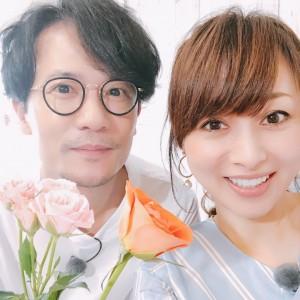 【エンタがビタミン♪】渡辺美奈代が公開した稲垣吾郎との2ショットに「ゴローちゃんに見えない」の声