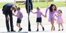 【イタすぎるセレブ達】ウィリアム王子&キャサリン妃が実践するしつけ 我が子がグズってしまったら…