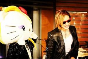 【エンタがビタミン♪】YOSHIKITTY『サンリオキャラクター大賞』中間発表で3位 手応え感じたYOSHIKI「Thanx!」