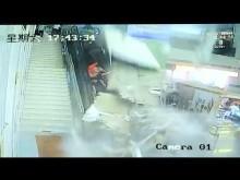 【海外発!Breaking News】人気の観光地で天井が落下 9名負傷(中国)<動画あり>