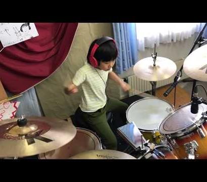 【エンタがビタミン♪】8歳女子ドラマーよよか 矢野顕子、ハマ・オカモトも絶賛「演奏する喜びが伝わってくる」「素晴らしかった」