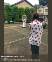 【エンタがビタミン♪】aiko×妖怪砂かけ婆 対峙する姿に反響「死闘の行方が気になります」