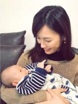 【エンタがビタミン♪】大政絢が叔母デビュー 姉の赤ちゃんに「やっと会えた!」と愛おしげ