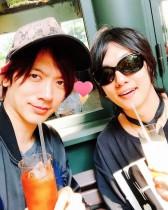 【エンタがビタミン♪】DAIGO&金爆・喜矢武豊 パスタランチの2ショットに「カレカノかっ!」