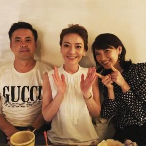 【エンタがビタミン♪】西川史子のインスタに有田哲平が登場! Tシャツとお腹に注目集まる