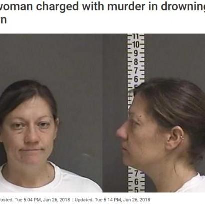【海外発!Breaking News】浴室で出産した女、赤ちゃんを溺死させて逮捕(米)