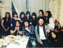 【エンタがビタミン♪】PENICILLIN・千聖、Janne Da Arc・kiyoに岡本真夜 熊切あさ美が参加した「肉山会」が豪華