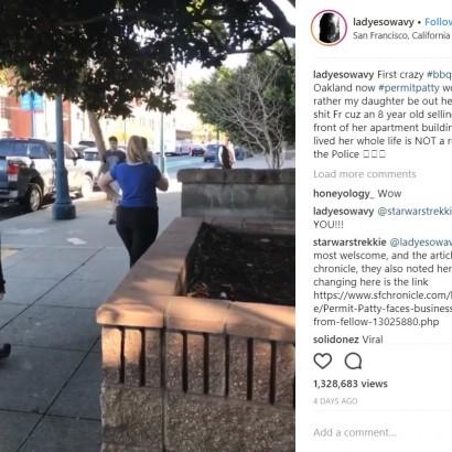 【海外発!Breaking News】路上で水を売る黒人少女を白人女性が非難 少女の母「人種差別」と激怒(米)<動画あり>