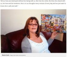 【海外発!Breaking News】57歳女性の失踪から半年 息子ら必死の願い「どうか無事に帰ってきて」(英)