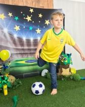 【イタすぎるセレブ達】ネイマール、メッシ、スアレス…サッカースターのキッズ達もW杯でパパを応援!