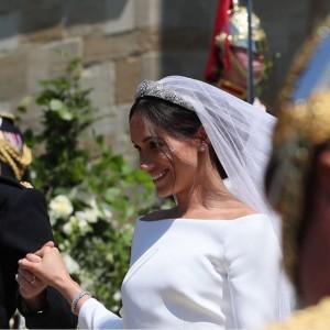 エリザベス女王も一目置いているメーガン妃(画像は『The Royal Family 2018年5月20日付Instagram「#RoyalWedding」』のスクリーンショット)