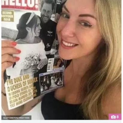 【海外発!Breaking News】メーガン妃が大好きな2児の母 「彼女のように」と鼻を美容整形(英)
