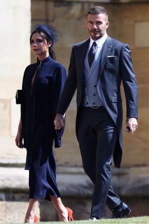 【イタすぎるセレブ達】デヴィッド&ヴィクトリア・ベッカム夫妻「子育てにおいては何もかも平等」