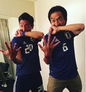 【エンタがビタミン♪】ワッキー、サッカーワールドカップ日本代表の応援を心配「言葉の暴力は代表選手でも傷つく」