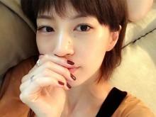 【エンタがビタミン♪】安田美沙子、髪をバッサリ切ってショートに! 「30代後半は自分を磨こう」とも