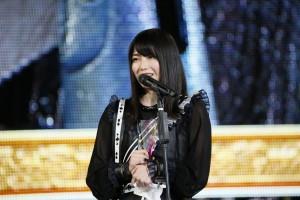【エンタがビタミン♪】横山由依『AKB48世界選抜総選挙』会場で山本彩と2ショット「奇跡的に会えました!!」