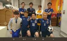 【エンタがビタミン♪】サッカーW杯、日本代表の2ゴールを「ものまねJAPAN」が再現 出演オファー続く