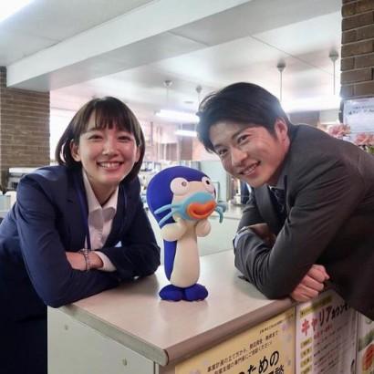 【エンタがビタミン♪】吉岡里帆&田中圭 新火9ドラマオフショットに反響「おっさんずラブの余韻…」