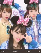 【エンタがビタミン♪】指原莉乃、HKT48メンバーとプリクラを満喫「女子高生気分です」
