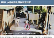 【海外発!Breaking News】犬に追いかけられた少女、呼吸困難に陥り死亡(台湾)
