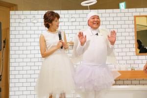 【エンタがビタミン♪】神田愛花、新婚のバナナマン日村を「面白い」と大絶賛 上島竜兵「俺はカミさんから…」