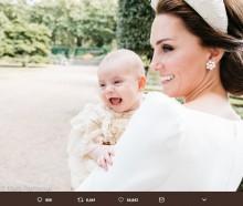 【イタすぎるセレブ達】ルイ王子洗礼式の写真を英王室が公開<その2>母子ショットに「王室写真の最高傑作」の声