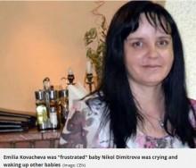 【海外発!Breaking News】生後4日の赤ちゃんに暴行した助産師 懲役18年の判決から自宅軟禁に減刑(ブルガリア)