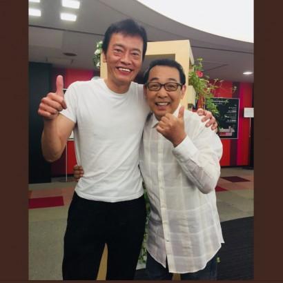 【エンタがビタミン♪】遠藤憲一、さだまさしとテレビ局で遭遇 『ケンカツ』の宣伝までしてもらえ「オーマイガ!」
