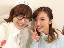 【エンタがビタミン♪】宮澤佐江の芸能活動一時休止に真野恵里菜がコメント「確かにライバルだったかも…」
