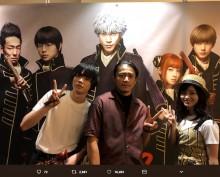 【エンタがビタミン♪】『銀魂2』福田監督、万事屋とチラシ配り「血の通った正しい宣伝だよなあ…」