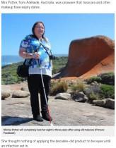 【海外発!Breaking News】20年前のマスカラを使った女性 「3年以内に失明」宣告受ける(豪)