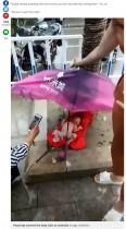 【海外発!Breaking News】15歳少女が路上で出産 赤ちゃんの祖母「こんな子要らない」と置き去りに(中国)