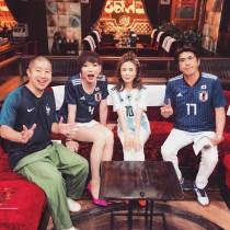 【エンタがビタミン♪】土田晃之の代わりに出演したハライチ澤部 W杯語る番組でサッカー通に挟まれ窮地に