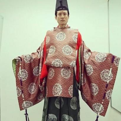 【エンタがビタミン♪】なだぎ武『西郷どん』で中川宮役「私の貴重な大河デビュー、見逃さないで」