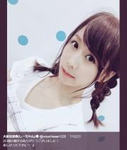 【エンタがビタミン♪】大家志津香『AKB48 TIF2018』選抜メンバー決定に「こういうのに選ばれること少ないから嬉しいー!」