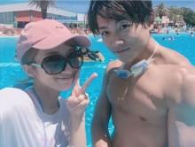 【エンタがビタミン♪】杉浦太陽&辻希美が第4位 「流れるプールが似合うアツアツ芸能人夫婦」ランキング