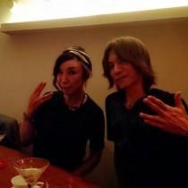 【エンタがビタミン♪】ユーミン&SUGIZO 京都での1枚に反響「意外なツーショット」