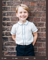 【イタすぎるセレブ達】ジョージ王子5歳が初めての雷鳥狩りへ