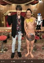 【エンタがビタミン♪】ジェジュン、アキラ100%の裸芸に「韓国では乳首も出せない」