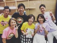 【エンタがビタミン♪】中澤裕子『24時間テレビ41』in福岡で元AKB小林茉里奈アナに対抗「私、元モーニング娘。」