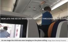 【海外発!Breaking News】乗客ウンザリ ドイツ―アメリカ間のフライトで8時間叫び続ける男児<動画あり>