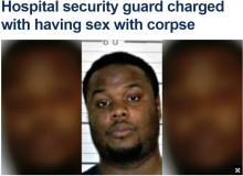 【海外発!Breaking News】病院の警備員、亡くなったばかりの女性患者に性的行為(米)