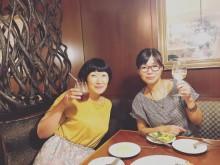 【エンタがビタミン♪】大久保佳代子&川村エミコ 2ショットに「ステキ大人女子」の声