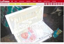 【海外発!Breaking News】妊娠を偽り死産を装った女 人形を墓に埋める(ホンジュラス)<動画あり>