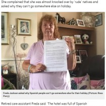 【海外発!Breaking News】スペインのリゾート地を旅した英国人女性、旅行会社に「スペイン人が多すぎる」とクレーム