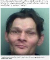 【海外発!Breaking News】乳児虐待の罪で服役中の父親、他の受刑者に襲われる 英国一荒れた刑務所で