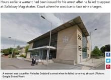 【海外発!Breaking News】児童虐待画像を収集していた3児の父親、逮捕寸前に自殺(英)