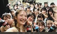 """【エンタがビタミン♪】SKE48の六本木ヒルズライブ、盛り上がり過ぎて""""コール""""の音量制限"""